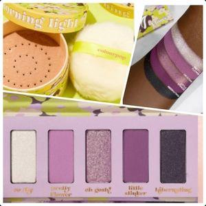 Colourpop x Bambi Eyeshadow Palette Highlighter